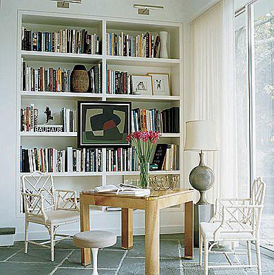 ... Home Office Via Elle Decor | By DecoFabulous
