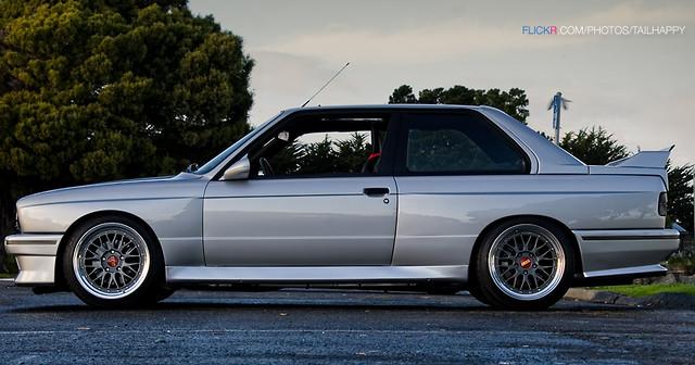 Bmw E30 M3 Dinan S14 Turbo Tail Happy Flickr