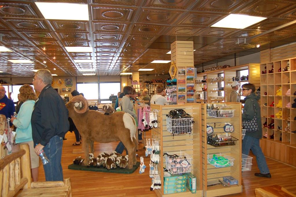 Pike's Peak Gift Shop | Oklahoma Quilt Maker | Flickr