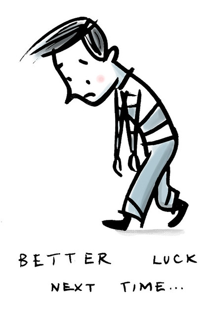 better luck next time sketch i did last nite on the