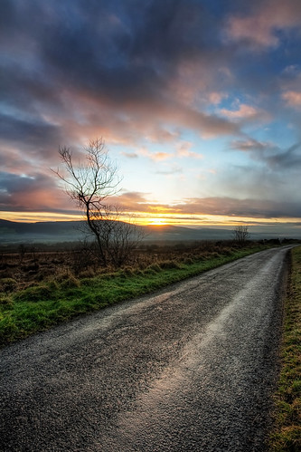 Sperrin Sunset | by shylands