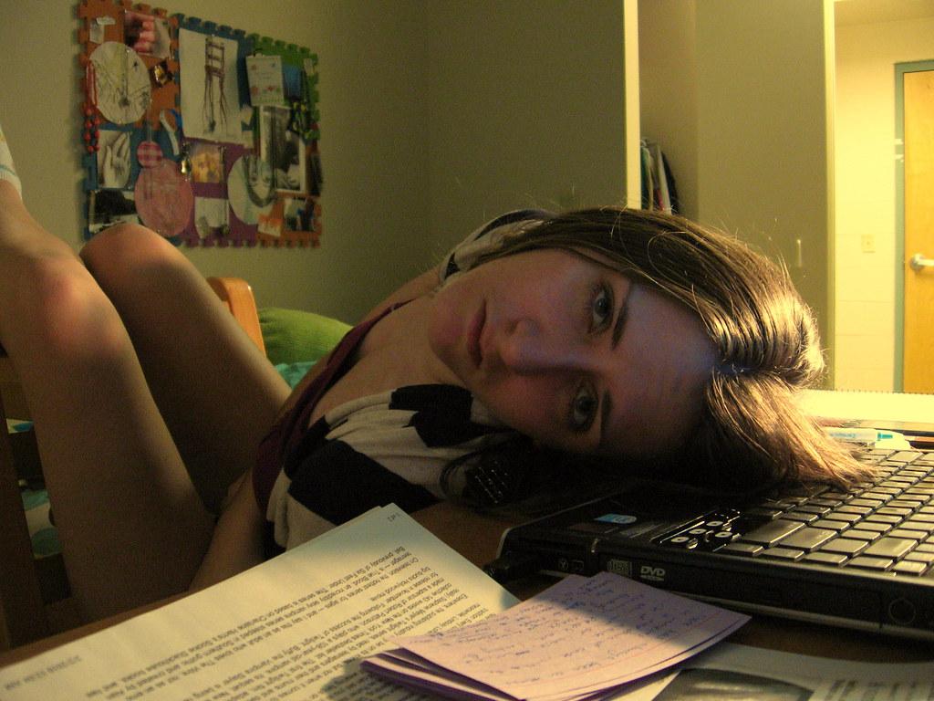I Hate Homework Amy Flickr