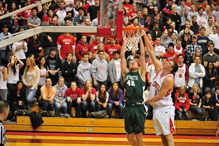 Cornell Basketball vs. Dartmouth:  Not in My House! | by flickrfanmk2007
