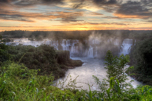 Iguazu Falls - From Brazil to Argentina | by SF Brit
