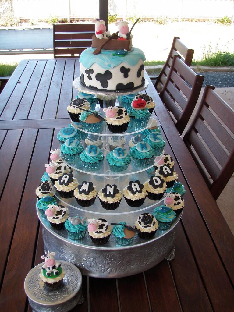 Mossys Masterpiece Amanda Franks 21st Birthday Cakec Flickr