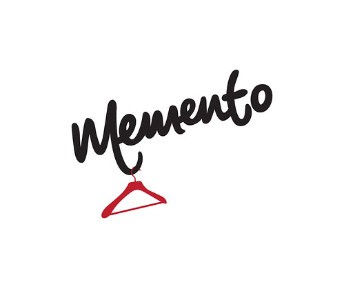 Logo for memento t shirt brand this is the first for T shirt brand logo