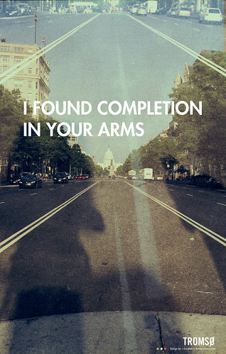 I Found Completion In Your Arms | by J.Gardner