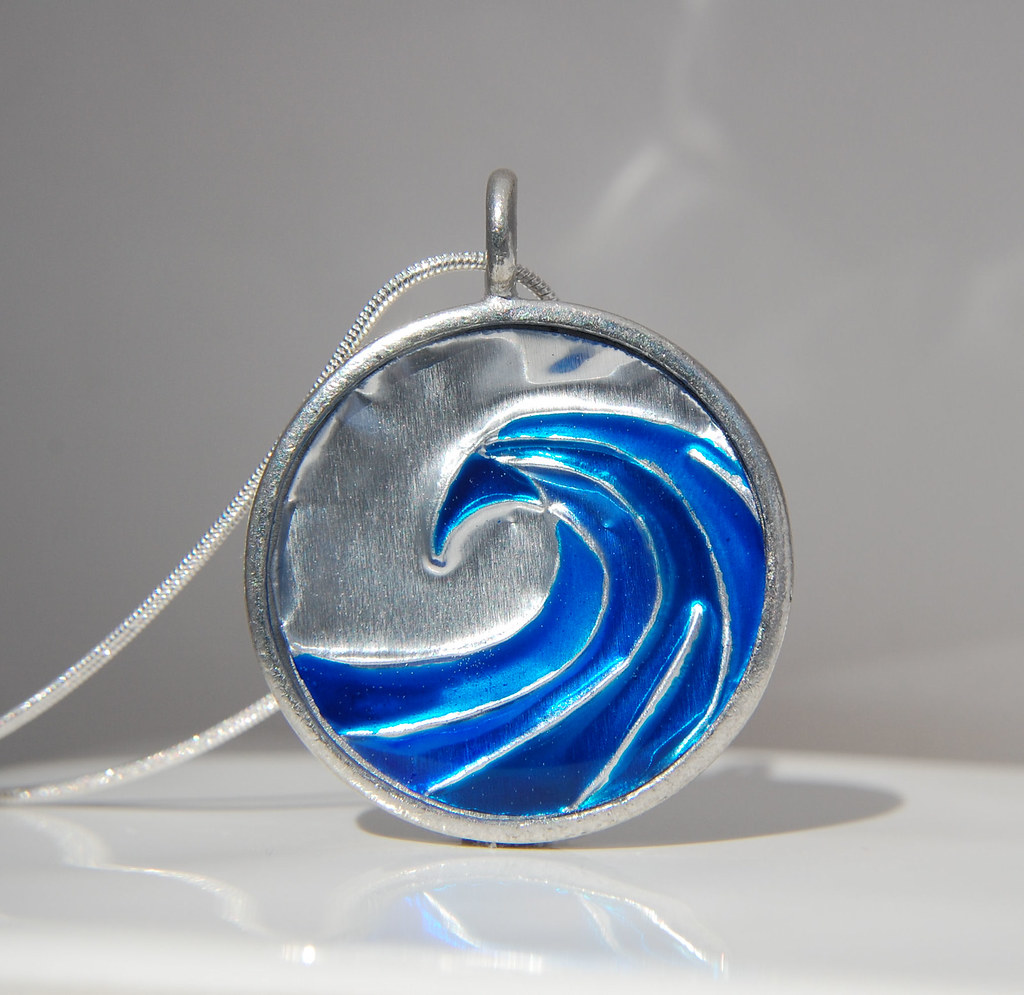 kassaocean ocean pendant kassa wave buy all
