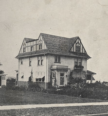 1763 Upper Chelsea Road, A Home Among the Roses, 1918 | by UA Archives | Upper Arlington History