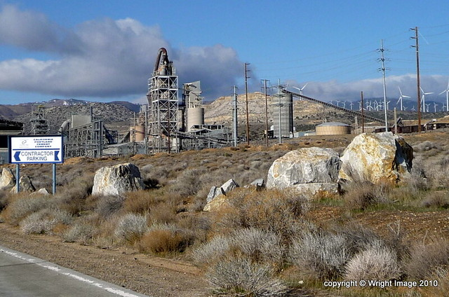 Portland Cement Plants : Portland cement plant mojave i just think this whole