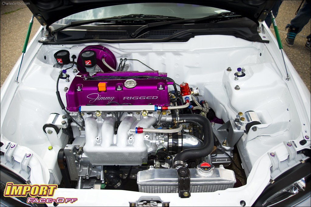 Honda Civic Forum >> Jimmy Rigged's Honda Civic CLEAN K swap | For all those that… | Flickr