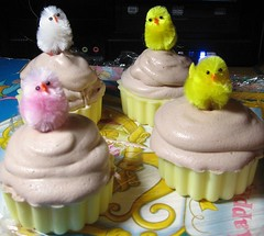 Soapylove Easter Cupcakes made by me | by France : acanuckinoz