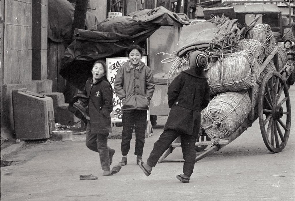 Kids Seoul Late 1965