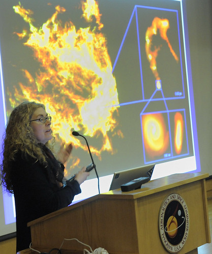 Donna Cox - Visualizing JWST at NASA Goddard | by NASA Goddard Space Flight Center