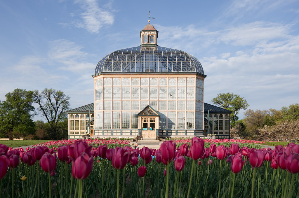 The Howard Peters Rawlings Conservatory And Botanic Garden