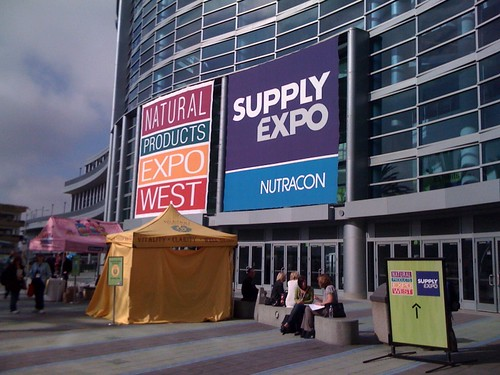 Natural Products Expo West | by TriathleteFood