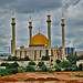National mosque... Abuja, Nigeria