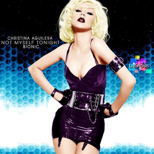 Christina aguilera dirrty video - 1 part 5