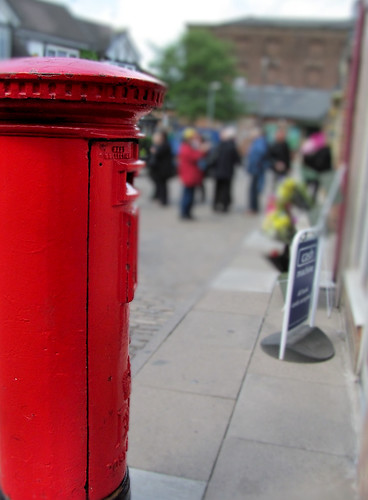 Postbox on the Street
