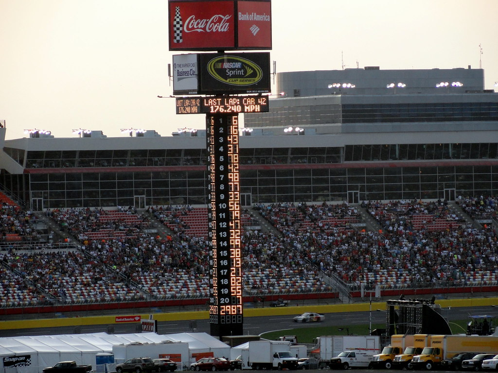 charlotte motor speedway nascar sprint all star race
