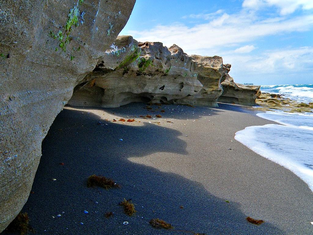 Blowing Rocks Jupiter Island Florida Surf Zone One Of