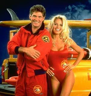 David Hasselhoff &... Pamela Anderson