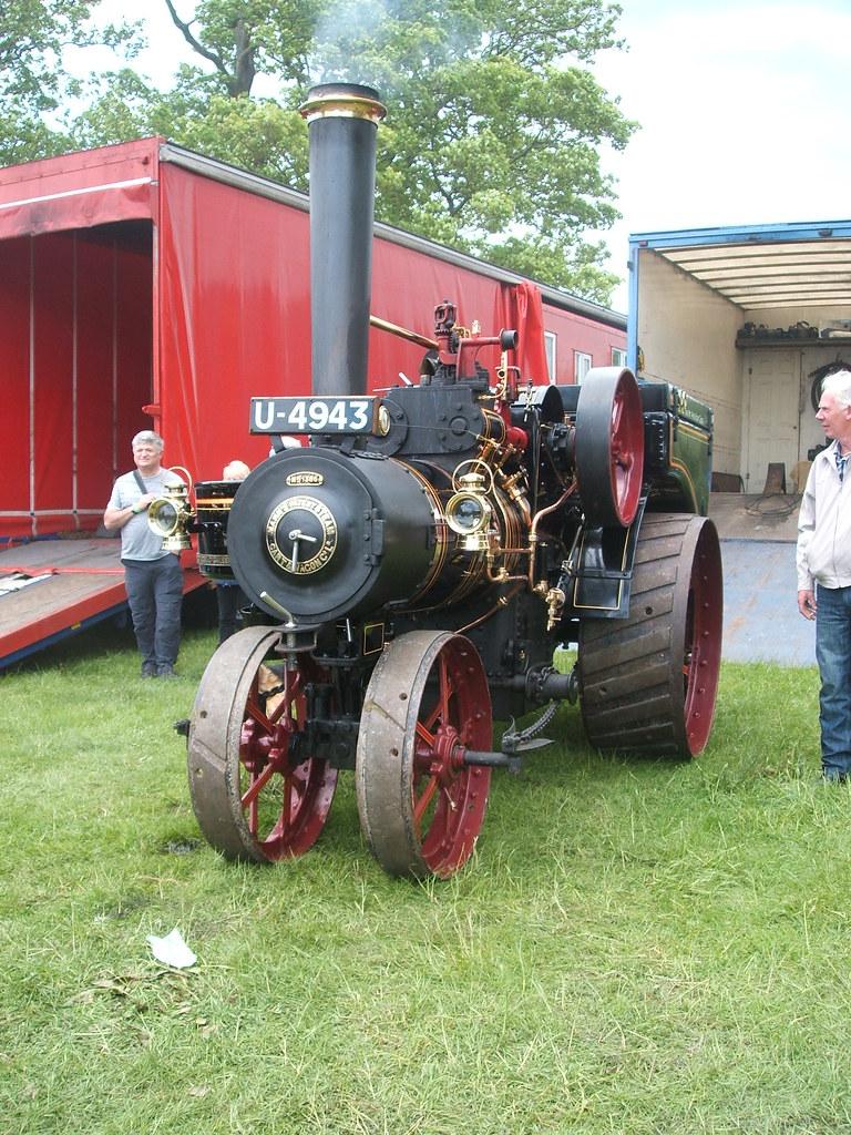 carlisle Vintage rally