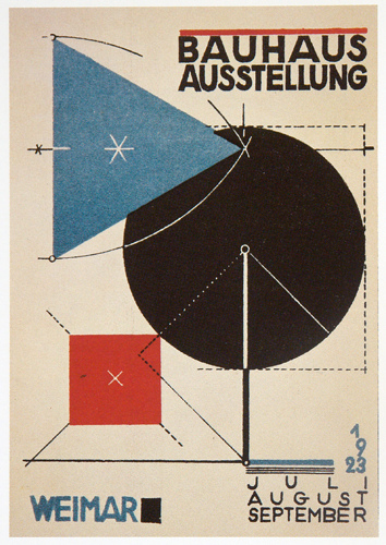 bauhaus exhibition 1923 weimar susanlenox flickr. Black Bedroom Furniture Sets. Home Design Ideas