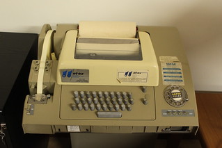 Telex machine TTY | by ajmexico