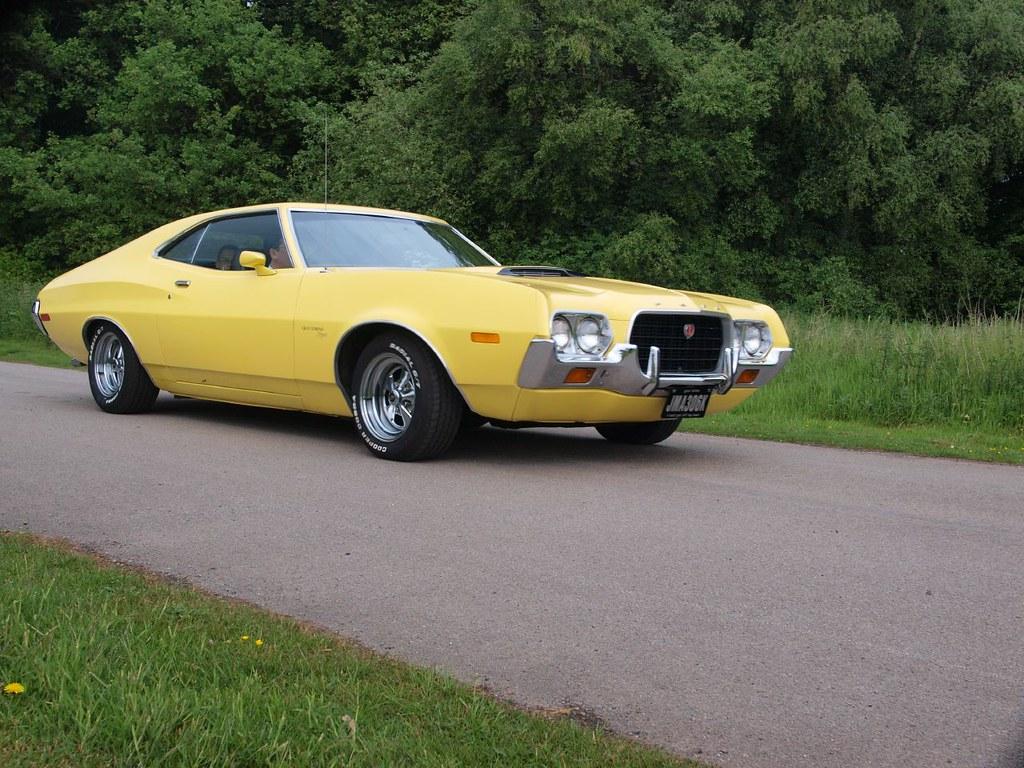 Ford Gran Torino Sports Coupe - 1971 | Ford Gran Torino ...