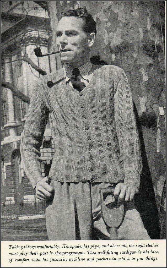 """Mens fashion 1940's 