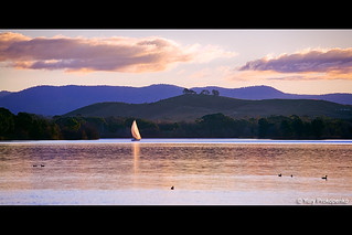 Canberra Sunset | by -yury-