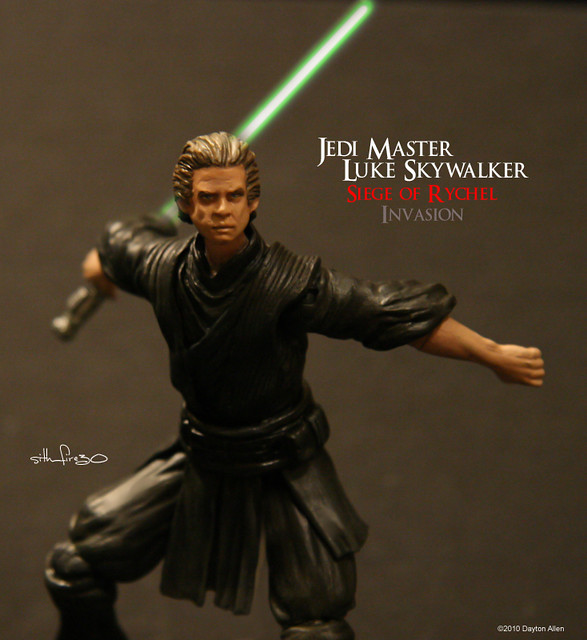 Jedi Master Luke Skywalker INVASION38 | Flickr - Photo ...
