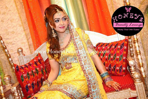 Mehndi Makeup Facebook : Pakistani indian bangladeshi bridal mehndi makeup flickr