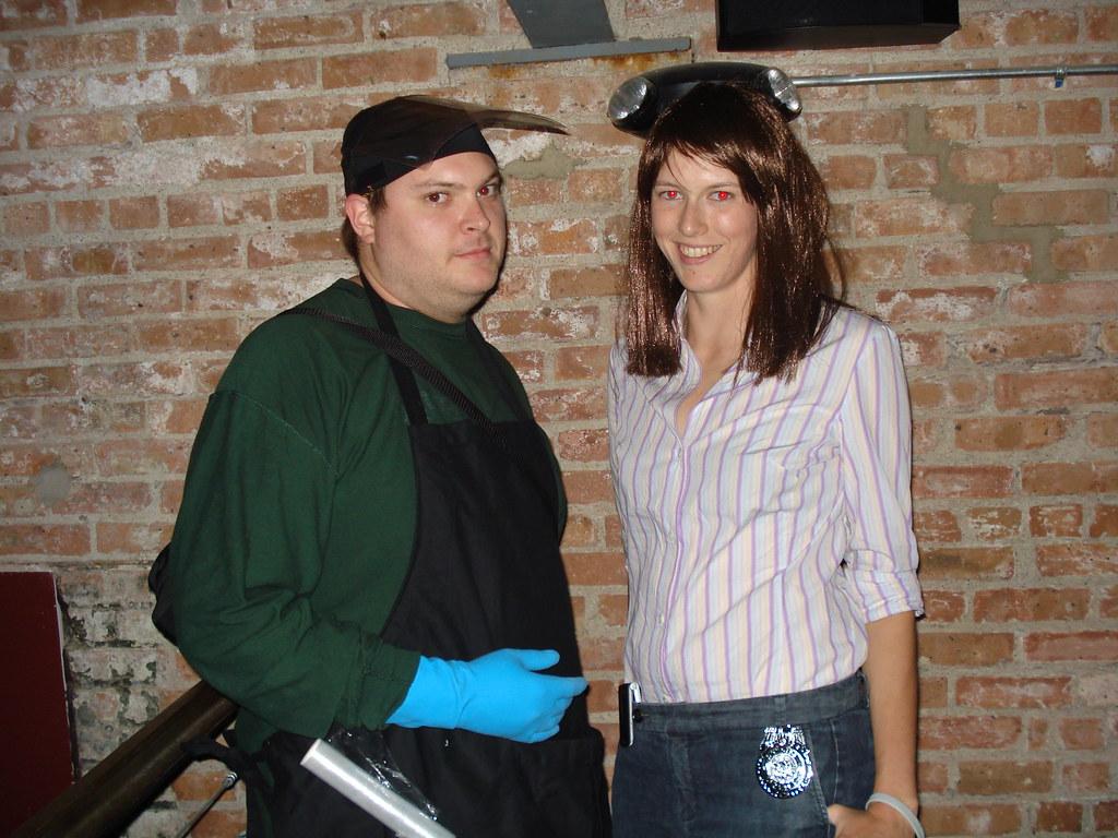 Dexter Amp Debra Morgan Serial Killer Amp Homicide Detective