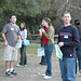 Students at the Student  Leadership Retreat (Malibu, CA) 2005
