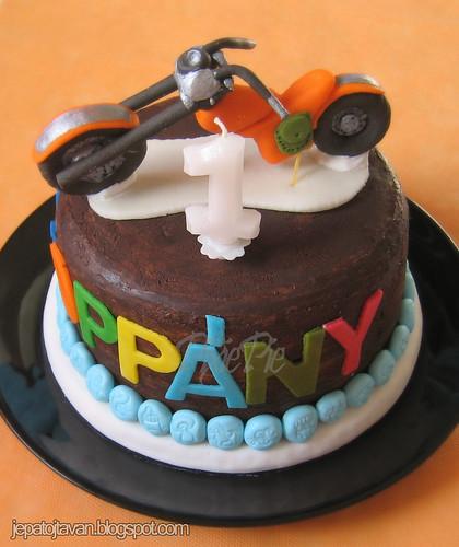 Cake Art Motorcycle Cake Pan : Motorbike cake Pixie Pie Flickr