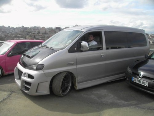 Hyundai H1 Tuning R E A L G 4 L I F E