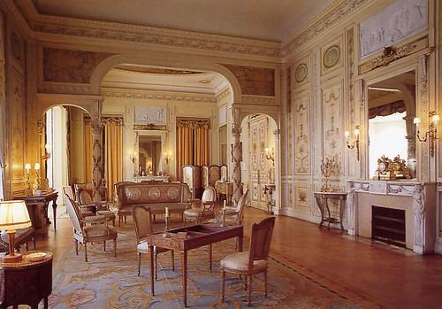 villa ephrussi de rothschild salon louis xv flickr. Black Bedroom Furniture Sets. Home Design Ideas