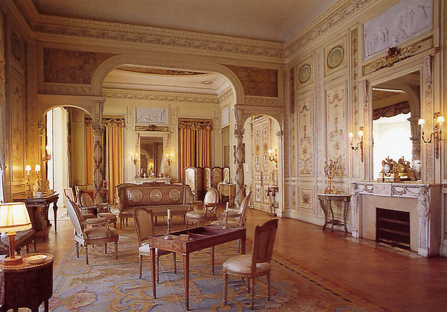 Villa ephrussi de rothschild salon louis xv flickr for Salon louis xv