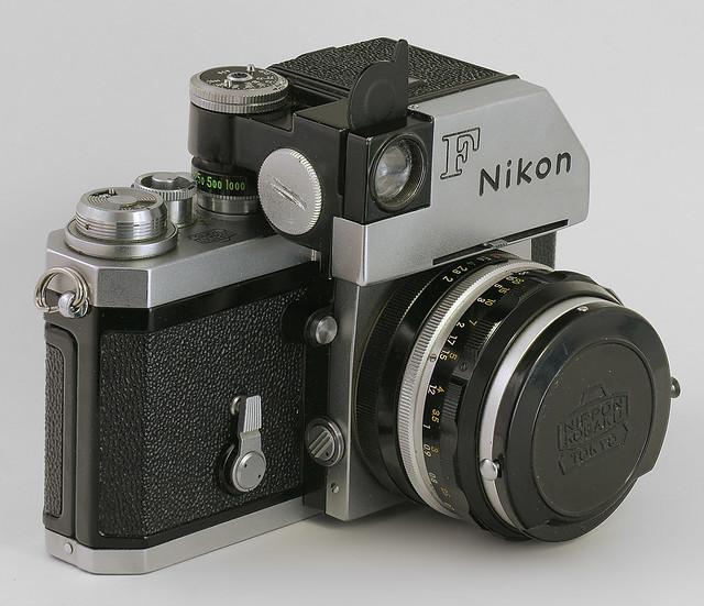 Nikon F Photomic 6481163