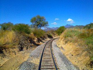 Behind the Chepe train | by Chiva Congelado