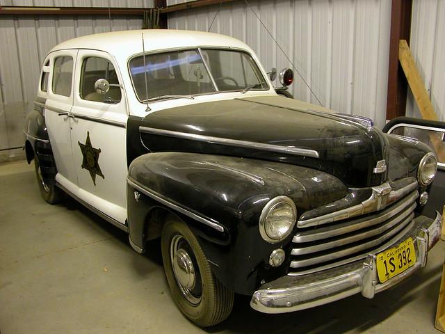 Vintage Police Cars For Sale