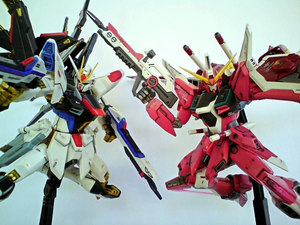 Gundam freedom and justice