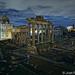 Mysterious Light II, Rome Italy