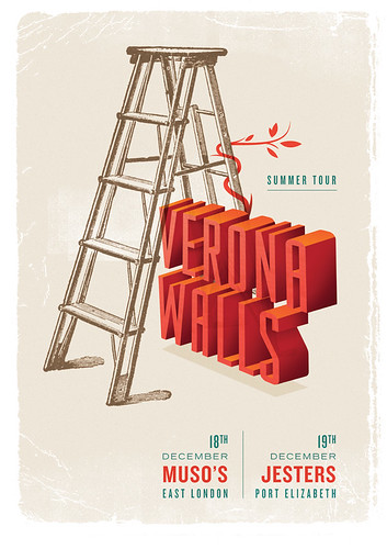 Verona Walls - Summer Tour - Ladder Over The Wall | by Adam the Velcro Suit
