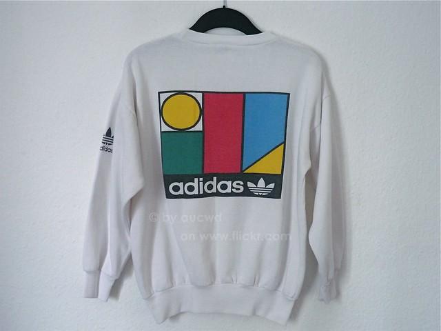 how to make an 80s sweatshirt
