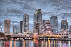 Downtown Tampa Tight Shot | by Photomatt28