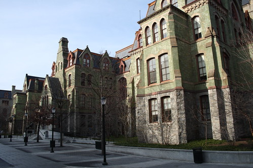 College Hall, UPenn | by ragesoss