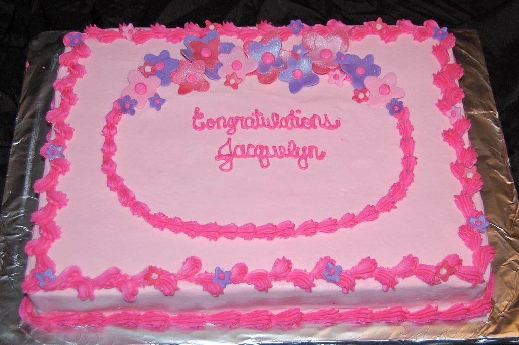 Flat Barbie Cake